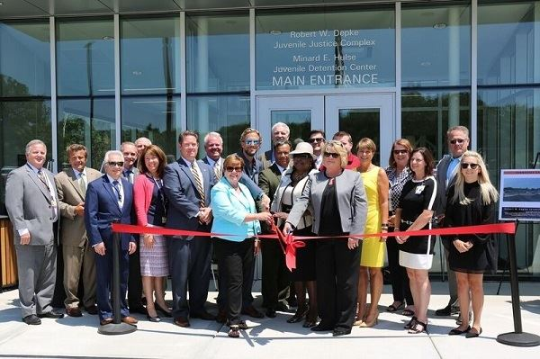 Depke Ribbon Cutting 600x399