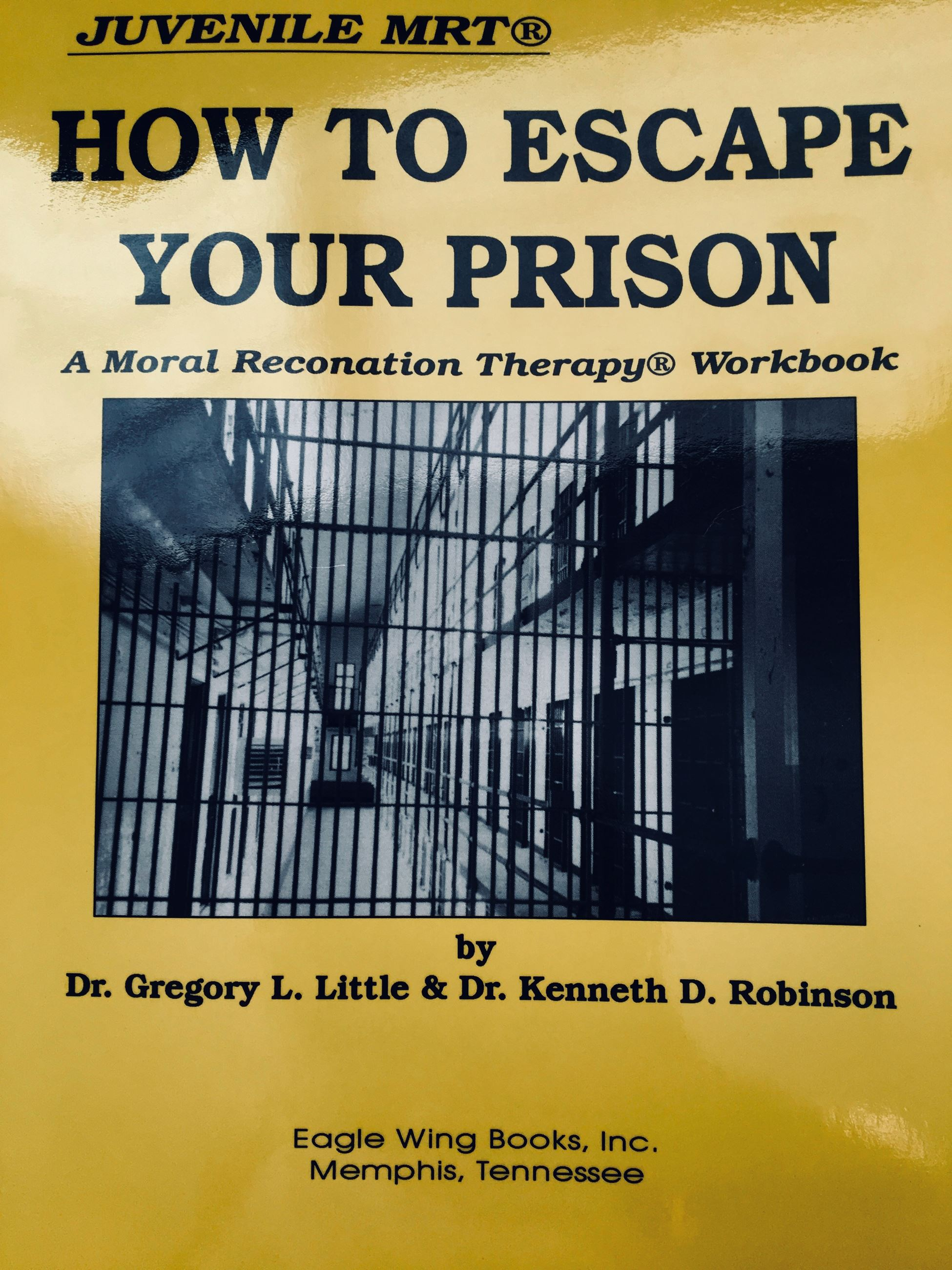 How To Escape Your Prison Book