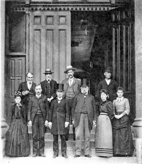 Early Employees of the Court